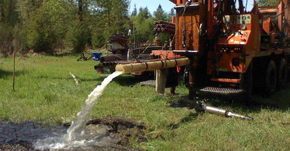 Well Drilling Lewis County WA